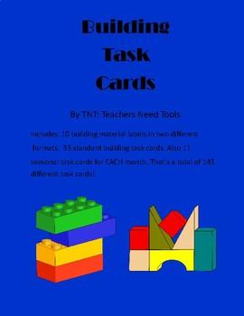 Building Task Cards