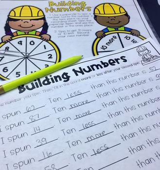 Building Tens: Place Value Unit