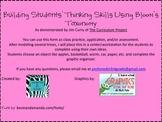 Building Thinking Skills Using Bloom's Taxonomy