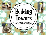 Building Towers to Support Weight STEAM/STEM