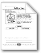 Building Toys (Web Organizer)