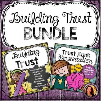 Building Trust BUNDLE