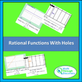 Rational Functions With Holes - An Activity