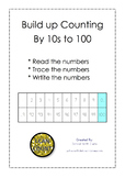 Building Up To Skip Counting By 10s To 100