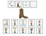 Building Utterance Length for Apraxia Expansion Pack for 3-6 Word Utterances