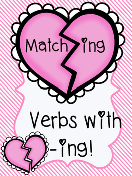 Building Verbs with ing