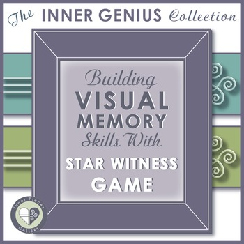 Building Visual Memory Skills with The Star Witness Game