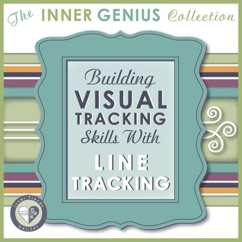 Building Visual Tracking Skills with Line Tracking