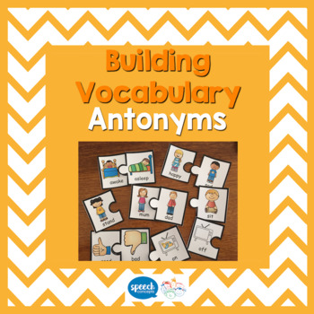 Building Vocabulary - Antonyms