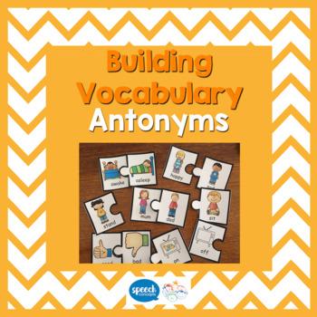 Building Vocabulary - Antonyms