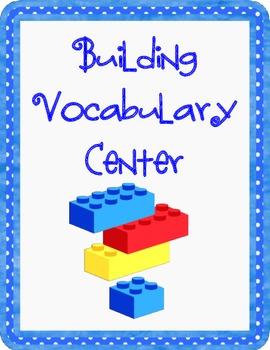 Building Vocabulary Center