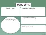 Building Vocabulary Power!