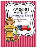 Building Vocabulary - Primary