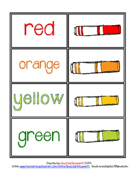Building Vocabulary - Primary