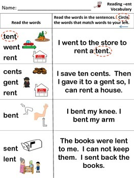 Building Vocabulary Through Reading and Spelling
