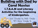 Building With Dad S.T.E.A.M. and Literacy Activities