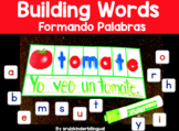Building Words ~ Formando Palabras