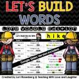 Building Words {Long Vowels Edition}
