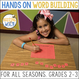 Building Words for All Seasons