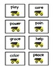 Building Words-- Suffix game
