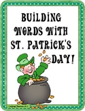 Building Words With St. Patrick's Day