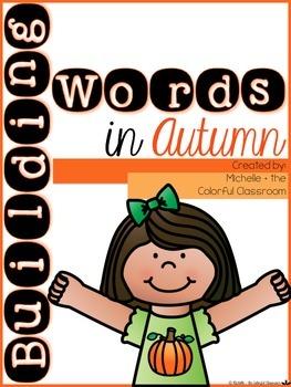 Building Words in Autumn