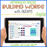 Building Words with Digraphs (Digital)