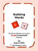 Building Words with Vowel-Consonant pattern