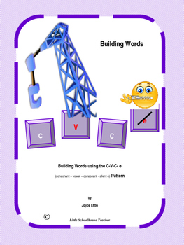 Building Words with the C-V-C-e Pattern