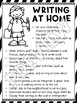 Kindergarten Readiness & Building Reading&Writing Skills At Home Parent Handouts