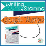 Building Writing Stamina in Your Writer's Workshop | Graph