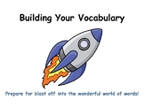 Building Your Vocabulary (PowerPoint)