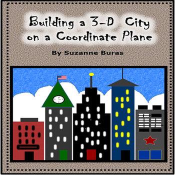 Building a 3-D City on a Coordinate Grid