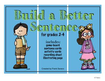 Building a Better Sentence