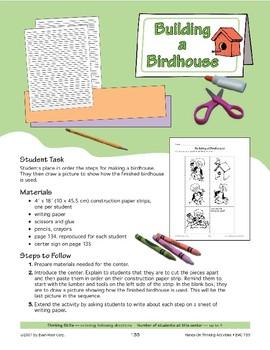 Building a Birdhouse