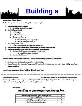 Building a City Project