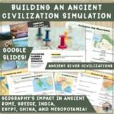 Building a Civilization Simulation: Understanding Geograph