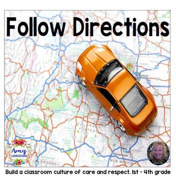 Following Directions - Building a Classroom Culture of Car