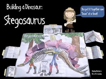 Building a Dinosaur: Stegosaurus