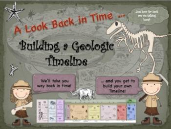 Building a Geologic Timeline