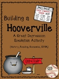 Building a Hooverville - A Great Depression Simulation Activity