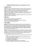 Building a House: Conversion, Measurement, and Area Unit