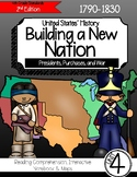 Building a New Nation: Presidents, Purchases, and War
