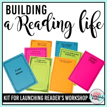 The First 30 Days Reading Workshop Worksheets Teaching