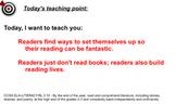 Building a Reading Life - SUPPLEMENT - Google Slides, PowerPoint, SMART, & PDF