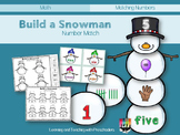 Building a Snowman Numbers