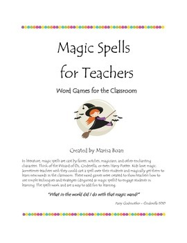 Building a Spell Game - Making Words Spelling Skills - Word of the Day