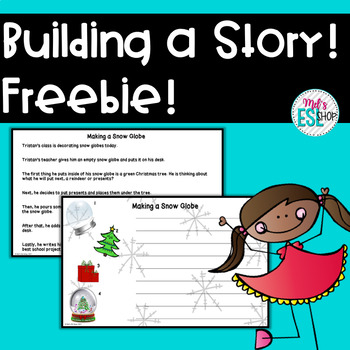 Building a Story - Winter Edition - FREE!!!!