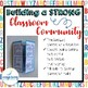 Building a Strong Classroom Community Lapbook {EDITABLE}