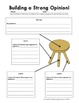 Building a Strong Opinion: An Opinion Planning Tool for Pe